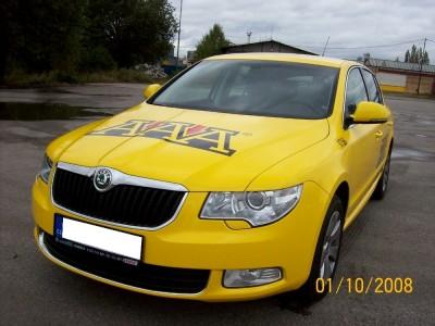 Vozidla Taxislužby