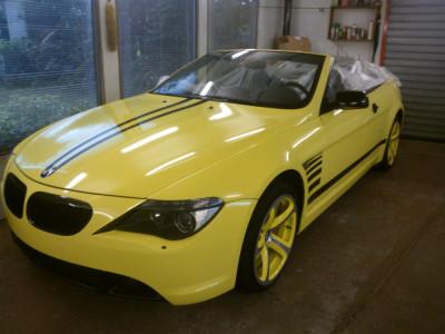 BMW 6 Cabrio - Dream